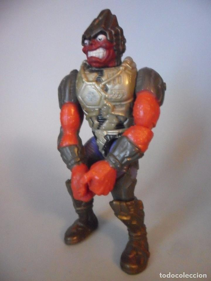 Figuras Masters del Universo: MOTU MASTERS OF THE UNIVERSE HE-MAN NEW ADVENTURES QUAKKE MATTEL 1991 - Foto 2 - 112305795
