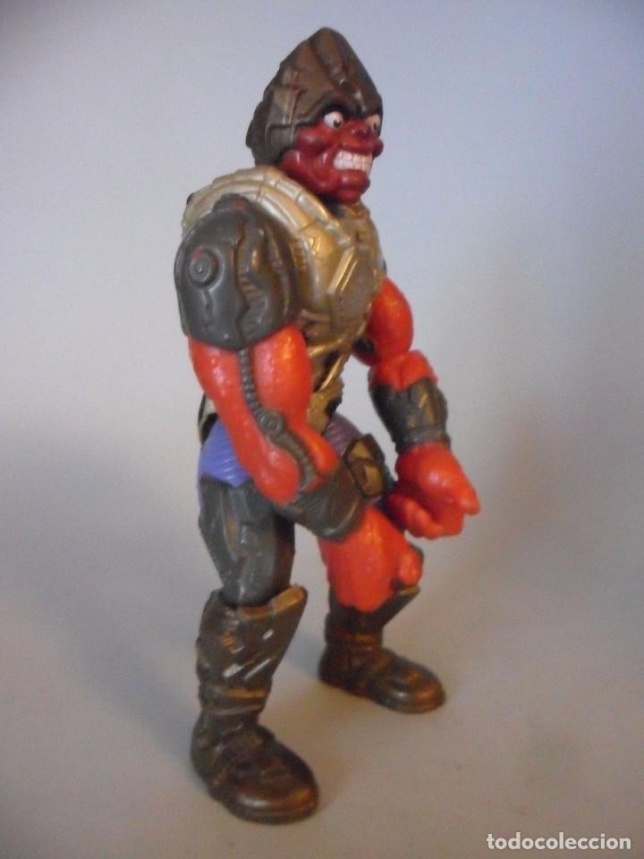 Figuras Masters del Universo: MOTU MASTERS OF THE UNIVERSE HE-MAN NEW ADVENTURES QUAKKE MATTEL 1991 - Foto 3 - 112305795