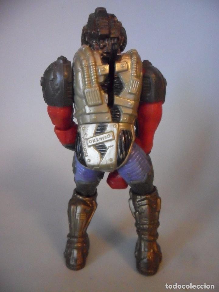 Figuras Masters del Universo: MOTU MASTERS OF THE UNIVERSE HE-MAN NEW ADVENTURES QUAKKE MATTEL 1991 - Foto 4 - 112305795