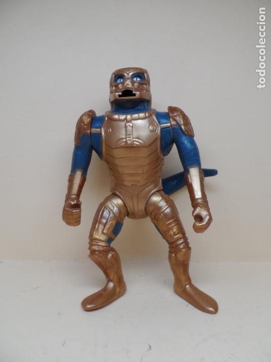 MOTU SAUROD 1986 MEXICO MATTEL (Juguetes - Figuras de Acción - Master del Universo)