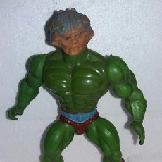 Figuras Masters del Universo: HE MAN MOTU, MAN AT ARMS MASTERS OF THE UNIVERS MATTEL 1981, ,. Lote 113480383