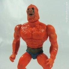 Figuras Masters del Universo: BEAST MAN - VERSION ROTOPLAST (VENEZOLANA) - MUY RARA!! - MOTU MASTERS DEL UNIVERSO. Lote 117203975