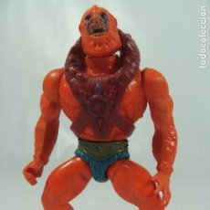 Figuras Masters del Universo: BEAST MAN - VERSION ROTOPLAST (VENEZOLANA) - MUY RARA!! - MOTU MASTERS DEL UNIVERSO. Lote 117204107