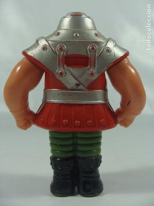 Figuras Masters del Universo: Ram-Man - Version ROTOPLAST (Venezolana) - Muy rara!! - MOTU Masters del Universo - Foto 2 - 117206007
