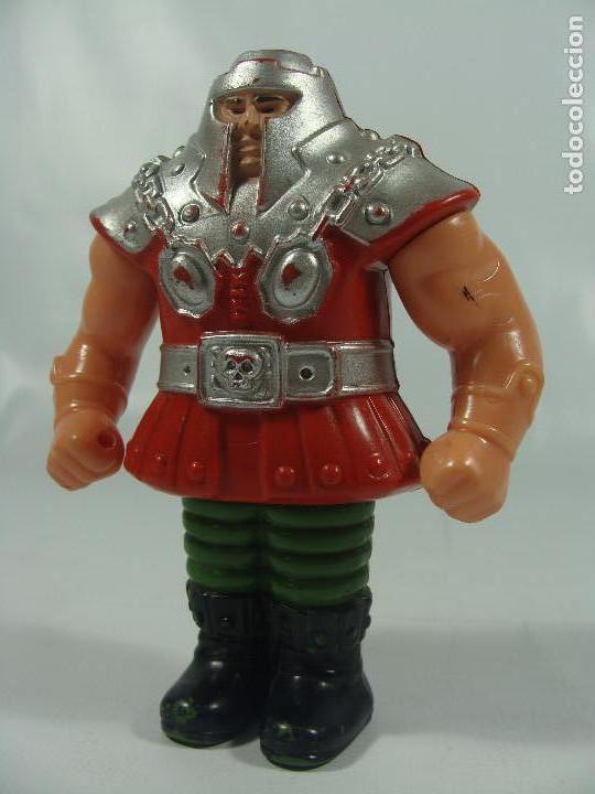 RAM-MAN - VERSION ROTOPLAST (VENEZOLANA) - MUY RARA!! - MOTU MASTERS DEL UNIVERSO (Juguetes - Figuras de Acción - Master del Universo)