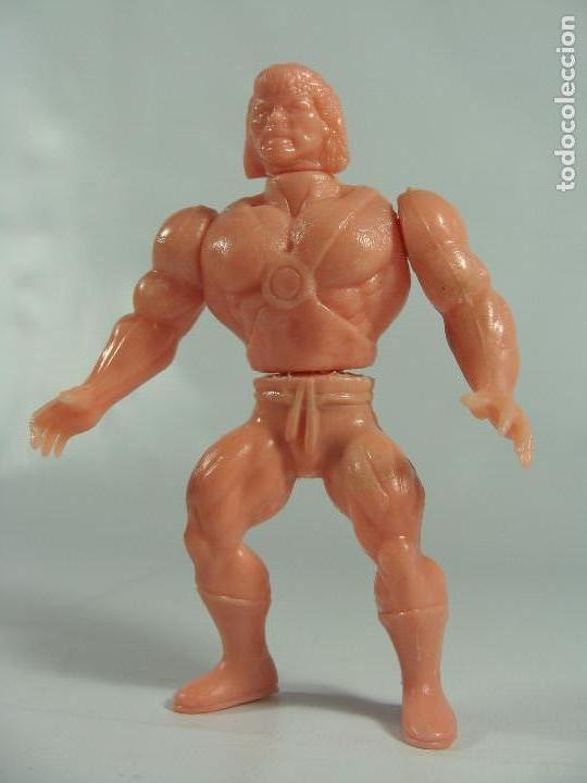 HE-MAN - MOTU - MASTERS DEL UNIVERSO - FIGURA BOOTLEG MEXICANA (Juguetes - Figuras de Acción - Master del Universo)