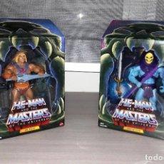 Figuras Masters del Universo: HE-MAN Y SKELETOR FILMATION.. Lote 67114877