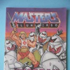 Figuras Masters del Universo: MASTERS DEL UNIVERSO LAS HORDAS DE HORDAK MINI COMIC MATTEL ESPAÑA 1987. Lote 187189860