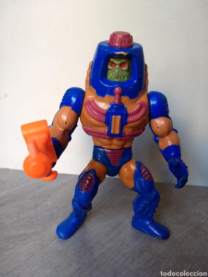 Figuras Masters del Universo: MAN E FACES France 100% Completo - MOTU Masters del Universo He-man Mattel - Foto 2 - 120452023
