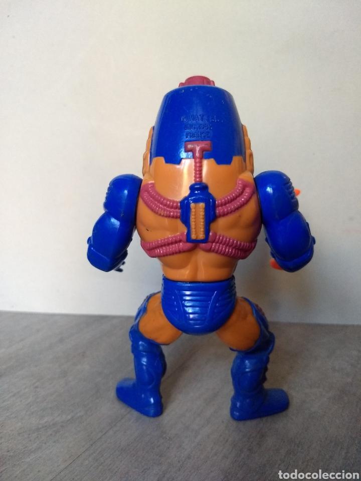 Figuras Masters del Universo: MAN E FACES France 100% Completo - MOTU Masters del Universo He-man Mattel - Foto 5 - 120452023