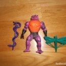 Figuras Masters del Universo: MOTU TUNG LASHOR VINTAGE MASTER OF THE UNIVERSE COMPLETO. Lote 120948991