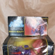 Figuras Masters del Universo: TEK FORCE WINGED BEAUTY SIN ABRIR. Lote 121028522