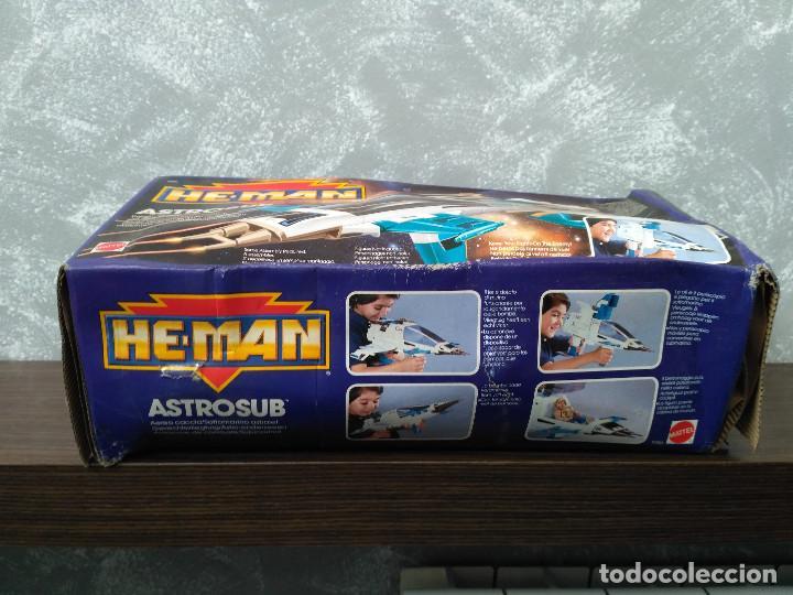 Figuras Masters del Universo: nave heman he-man astrosub post masters del universo motu a estrenar !!!!!! - Foto 4 - 146762725