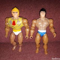 Figuras Masters del Universo: LOTE 2 FIGURAS HEMAN BOOTLEG AÑOS 80. Lote 125250098