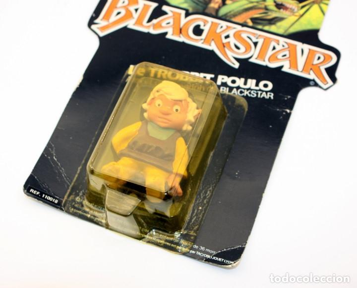 Figuras Masters del Universo: BLACKSTAR - TROBBIT POULO - BLISTER NUEVO Y NUNCA JUGADO - 1983 - GALOOB FILMATION - MOTU HEMAN - Foto 2 - 129642770