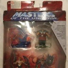 Figuras Masters del Universo: MÁSTERS OF THE UNIVERSE. COLECCIÓN MINIFIGURAS.. Lote 130939708