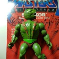 Figuras Masters del Universo: KOBRA KHAN TAIWÁN MASTERS DEL UNIVERSO MOTU MATTEL HEMAN. Lote 130961039