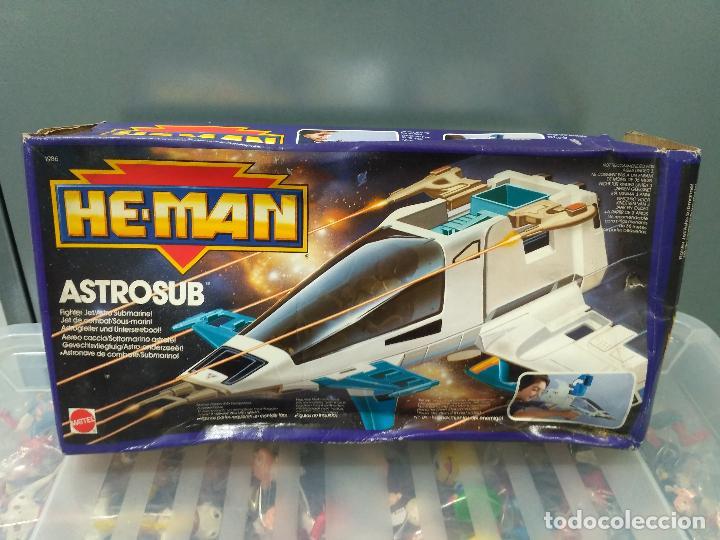 Figuras Masters del Universo: nave heman he-man astrosub post masters del universo motu a estrenar !!!!!! - Foto 5 - 146762725