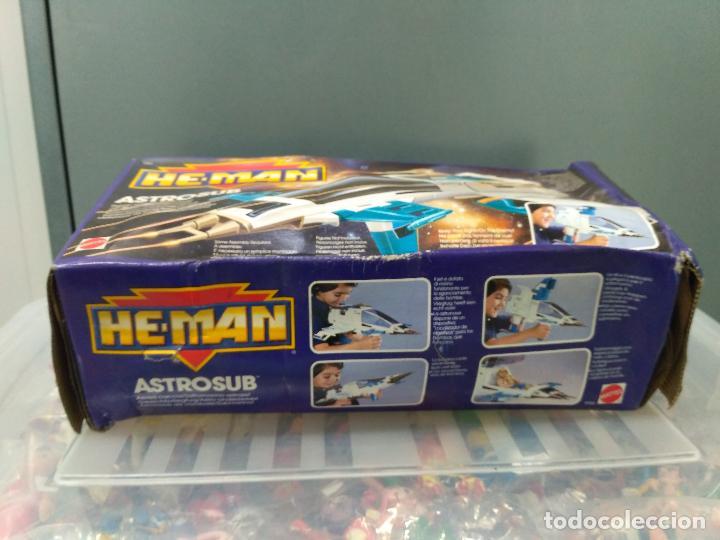 Figuras Masters del Universo: nave heman he-man astrosub post masters del universo motu a estrenar !!!!!! - Foto 11 - 146762725