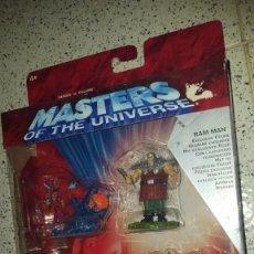 Figuras Masters del Universo: MASTERS DEL UNIVERSO MASTERS OF THE UNIVERSE. Lote 131993062