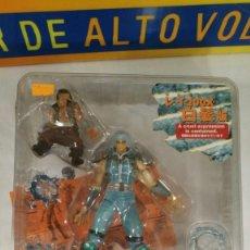 Figuras Masters del Universo: KAIYODO 2000 -VT 200X - TOEI ANIMATION - NUEVO. Lote 134435206