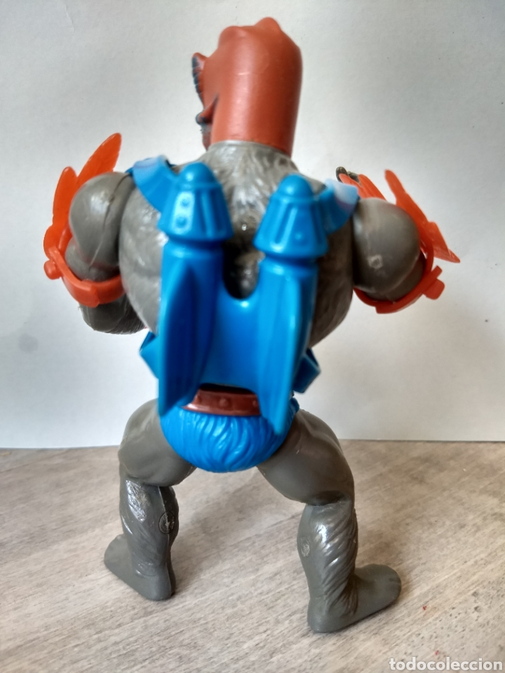 Figuras Masters del Universo: STRATOS Alas Rojas - 100% Completo MOTU Masters del Universo Heman He-man Mattel - Foto 5 - 134818101