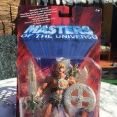 Figuras Masters del Universo: DIFICIL BLISTER PRECINTADO HE MAN CLASICO VERSION GRAYSKULL MASTERS UNIVERSO UNIVERSE MOTU MATTEL. Lote 135955462