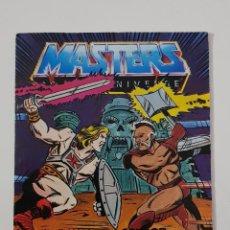 Figuras Masters del Universo: MASTERS DEL UNIVERSO MINI COMIC - THE SECRET LIQUID OF LIFE! (HONG KONG) MOTU HEMAN UNIVERSE. Lote 136155094