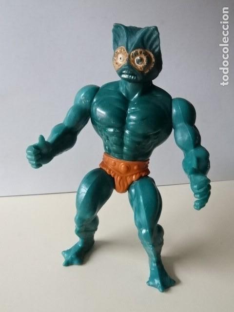 Vintage Merman 6 Action Figure 1981 Action- & Spielfiguren Masters Of The Universe