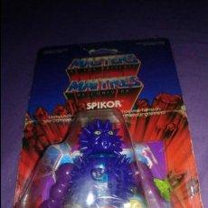 Figuras Masters del Universo: HE-MAN -: SPIKOR NUEVO EN BLITER 1984.. Lote 141320026