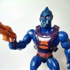 Figuras Masters del Universo: WEBSTOR CON ARMA - MOTU MASTERS DEL UNIVERSO HEMAN HE-MAN MATTEL. Lote 98048470