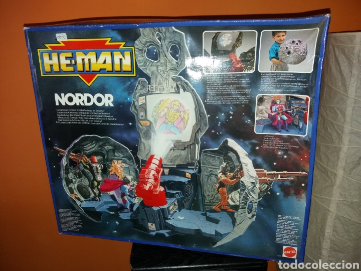ANTIGUO MÁSTERS DEL UNIVERSO - HE-MAN NORDOR - NUEVO¡¡ (Juguetes - Figuras de Acción - Master del Universo)
