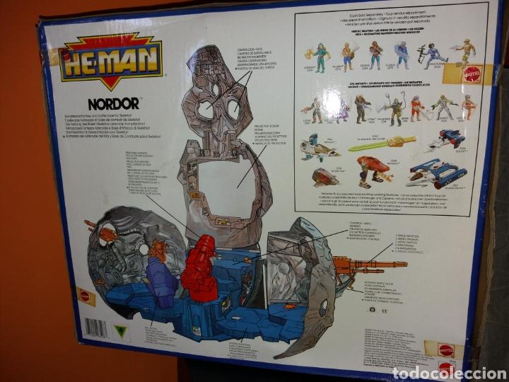 Figuras Masters del Universo: Antiguo MÁSTERS DEL UNIVERSO - HE-MAN NORDOR - Nuevo¡¡ - Foto 3 - 141667708