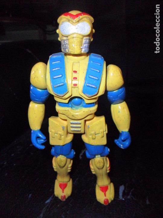 RARO ROBOT TRAJE ESPACIAL - GALAXY WARRIORS BOOTLEG MOTU- MASTERS OF THE GALAXY - (Juguetes - Figuras de Acción - Master del Universo)