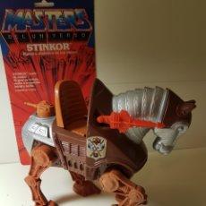 Figuras Masters del Universo: STRIDOR MASTERS DEL UNIVERSO MOTU. Lote 136492492