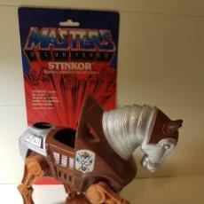 Figuras Masters del Universo: STRIDOR MATTEL MOTU MASTERS DEL UNIVERSO. Lote 143314702