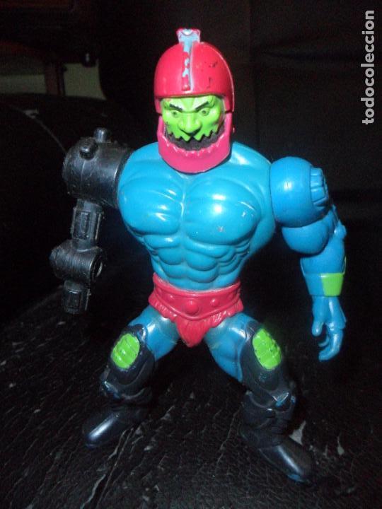 TRAP JAW - HE-MAN MASTERS DEL UNIVERSO, MOTU. (Juguetes - Figuras de Acción - Master del Universo)
