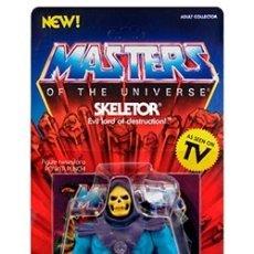 Figuras Masters del Universo: SKELETOR SUPER 7 NUEVO MOTU. Lote 144776948