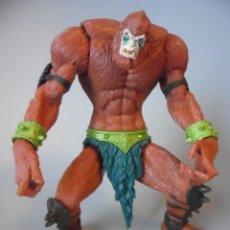 Figuras Masters del Universo: MASTERS OF THE UNIVERSE 200X BEAST MAN MATTEL 2001. Lote 144810834