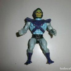 Figuras Masters del Universo - skeletor mattel lnc 1981 no pone pais de fabricacion - 153560057