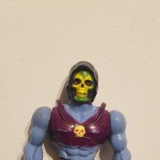 Figuras Masters del Universo: FIGURA VINTAGE SKELETOR AÑOS 80 MOTU MASTERS DEL UNIVERSO HE-MAN. Lote 148313020