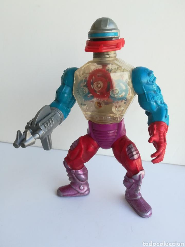 ROBOTO MASTERS UNIVERSO MOTU (Juguetes - Figuras de Acción - Master del Universo)