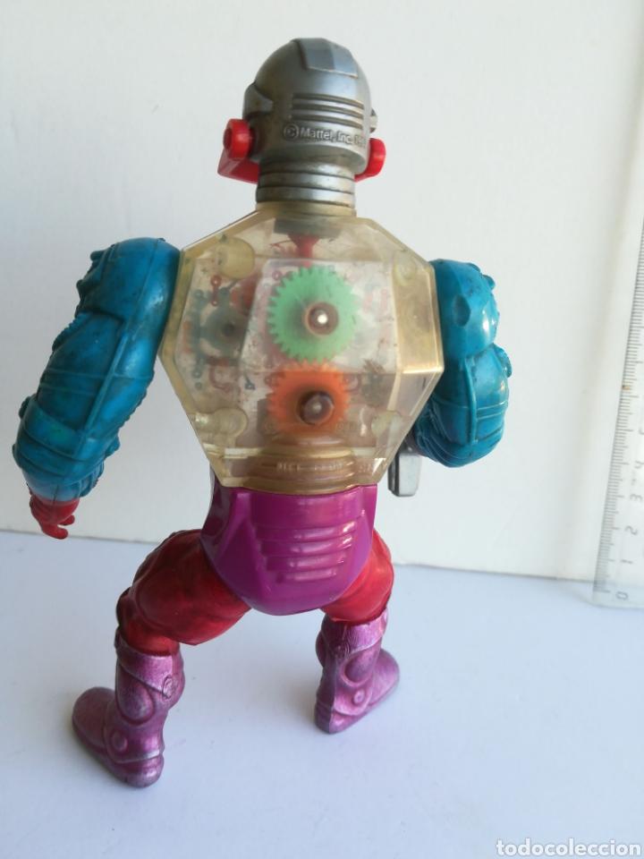 Figuras Masters del Universo: Roboto masters universo motu - Foto 2 - 146147486