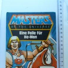 Figuras Masters del Universo: MASTERS UNIVERSO CUENTO COMIC MOTU HE-MAN SKELETOR. Lote 146637225