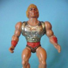 Figuras Masters del Universo: VINTAGE MASTERS DEL UNIVERSO MOTU HE-MAN PUÑO BOLEADOR MATTEL INC 1985. Lote 146840198