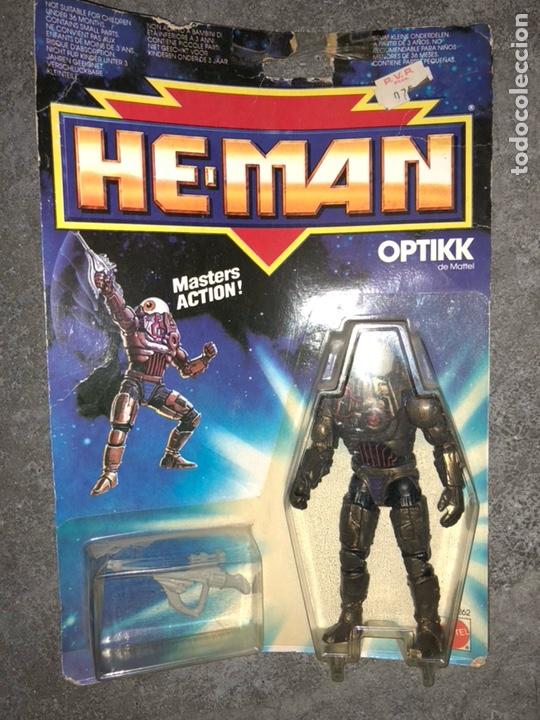 HE MAN 1990 MATTEL (Juguetes - Figuras de Acción - Master del Universo)