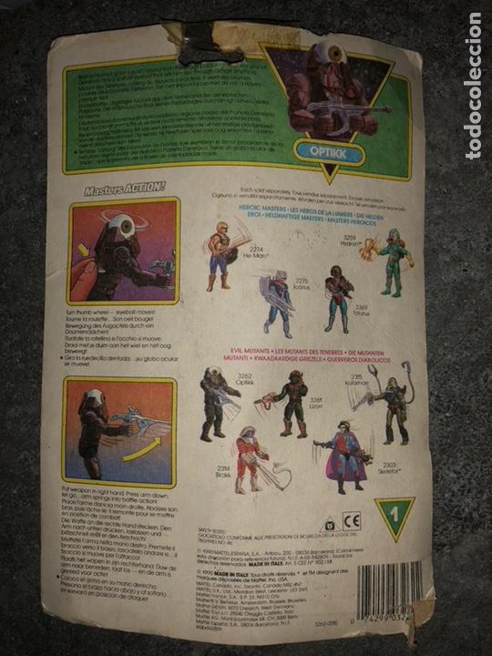 Figuras Masters del Universo: He man 1990 Mattel - Foto 2 - 147409361