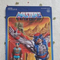 Figuras Masters del Universo: STRATOS REACTION WAVE3 SUPER7 NEW MASTERS DEL UNIVERSO HE-MAN MOTU. Lote 149478526
