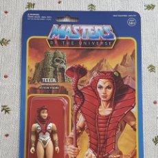 Figuras Masters del Universo: TEELA REACTION WAVE3 SUPER7 NEW MASTERS DEL UNIVERSO HE-MAN MOTU. Lote 149478642