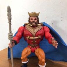 Figuras Os Masters do Universo: MOTU VINTAGE KING RANDOR MALAYSIA, MASTER OF THE UNIVERSE. Lote 149708568